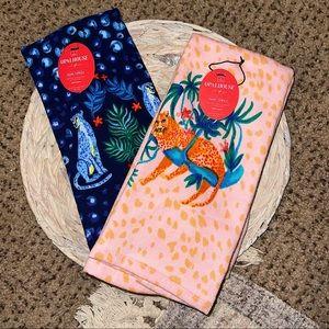 NEW! Opalhouse Wild Towel Bundle